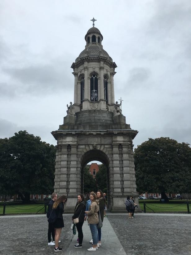 Dublin: The Trinity College Column